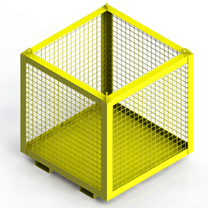 1T Standard Goods Cage