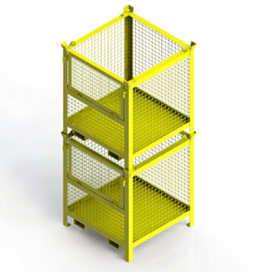 1T Stackable Goods Cage