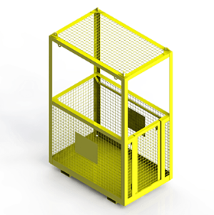 2 Person Work Cage