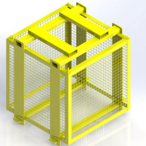 2T Pallet Lifting Cage