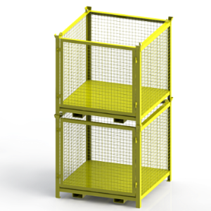 2T Stackable Pallet Cage