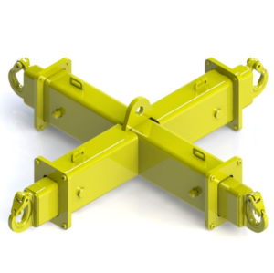 2T Extendable Bag Lifting Frame
