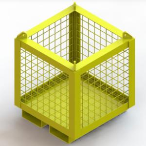500kg Standard Goods Cage