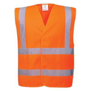 Hi-Vis Two Band & Brace Vest – C470