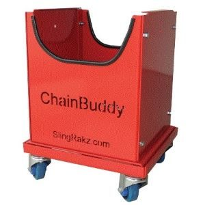Red chain buddy lite mobile unit