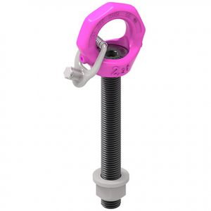 VRS-F STARPOINT, Metric Thread with Variable Length, comes with Locknut and Washer
