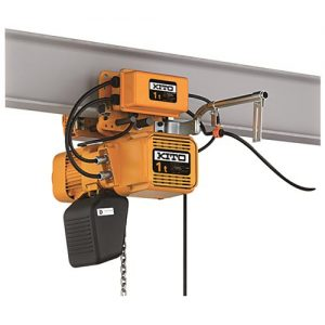 ER2 Series Electric Chain Hoist – Single Speed