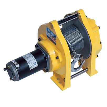 Electric Winches Comeup 12&24 Volt DC Winches