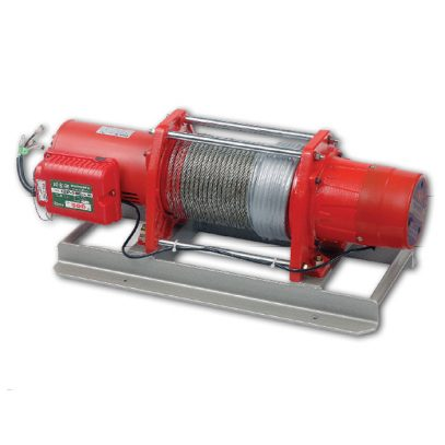 Electric Winches Comeup Grooved Electric Winches