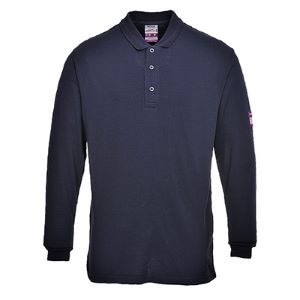 Flame Resistant LS Polo - FR10