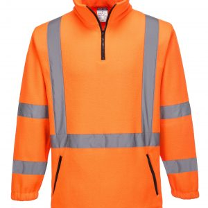 X Back Polar Fleece Jumper – MF116