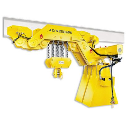 Ultra Low Monorail Hoists