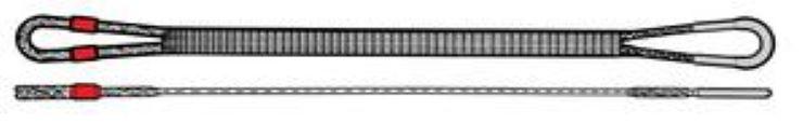 Flat Woven Sling Type 1B
