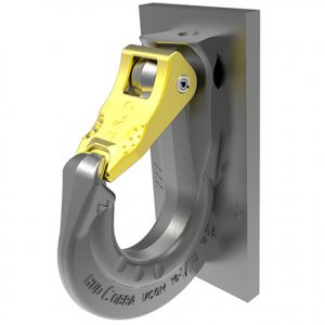 VCGH-S Excavator hooks, ready for welding