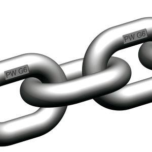 pewag WOX-S Chain inox