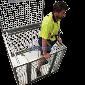 Forklift Work Platform WP-MS