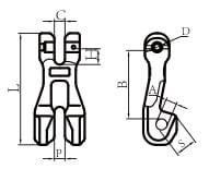 Chain Shortener – Clevis
