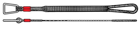 Flat Woven Sling Type 2W