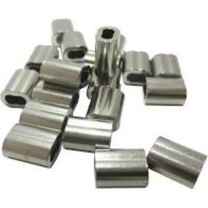 Nickel Plated Copper Ferrules